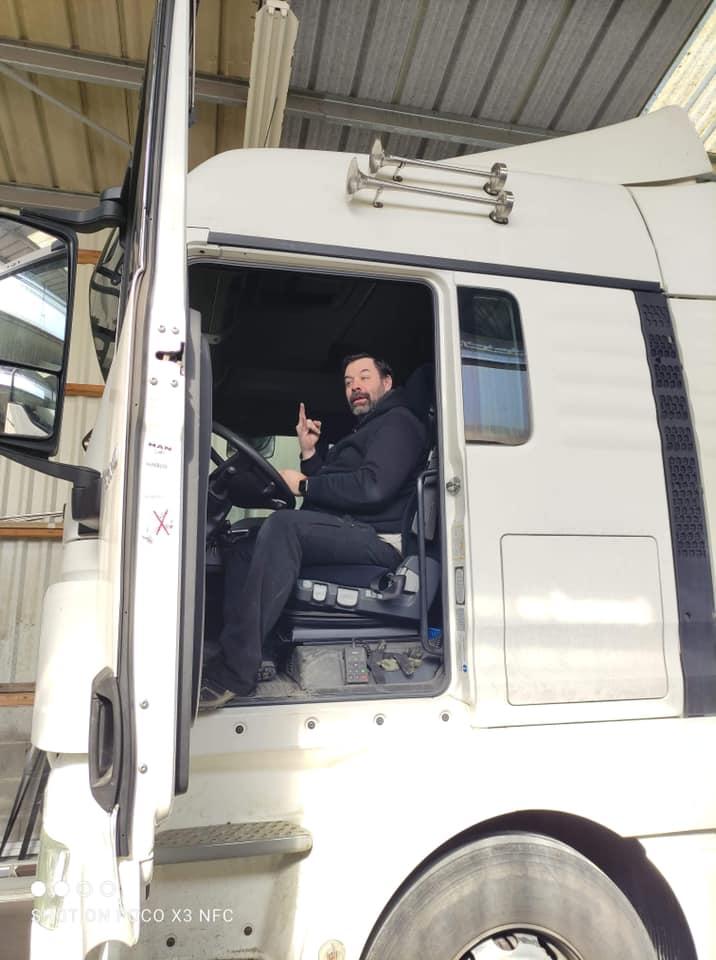 Covering de camion à Paimpol, Lézardrieux, Tréguier.